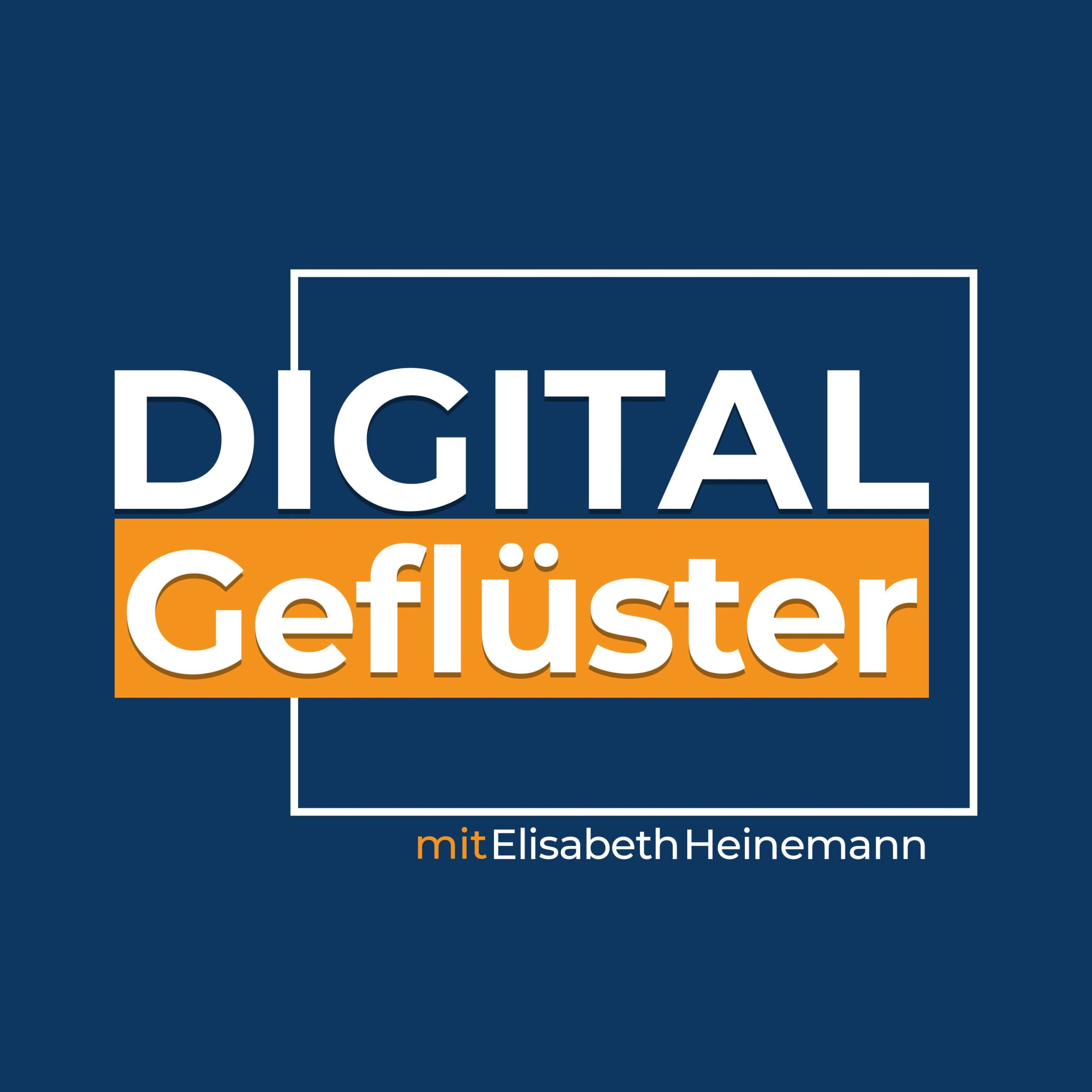 Digitalgeflüster der Podcast