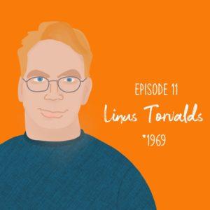 [11] Legenden der Informatik #6: Linus Torvalds