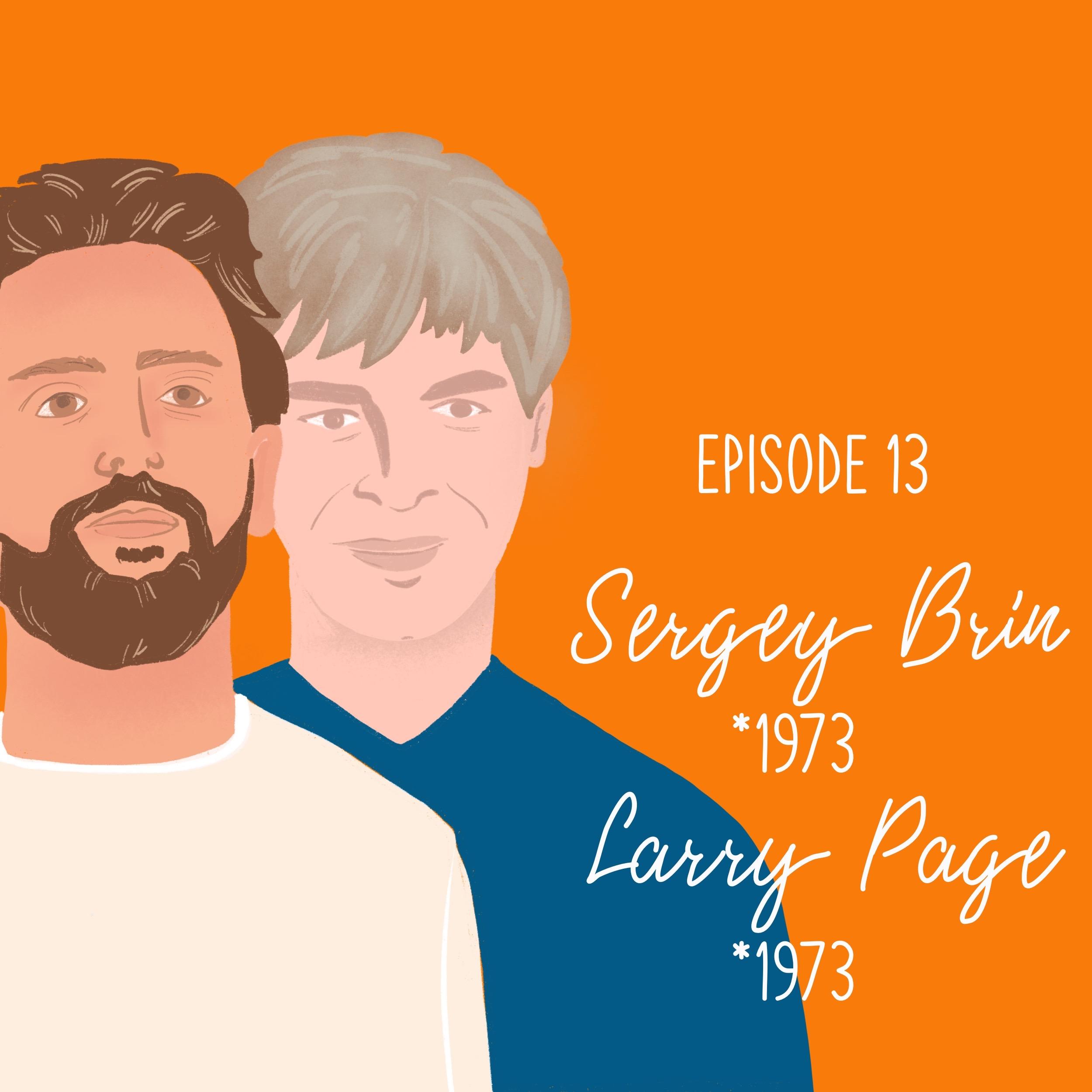 [13] Legenden der Informatik #8: Sergey Brin & Larry Page